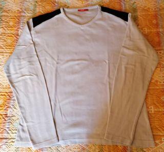 Camiseta hombre manga larga Talla G