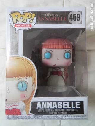 Funko Pop Annabelle Nuevo sellado