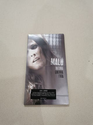 Malú - Íntima Guerra Fría CD+DVD