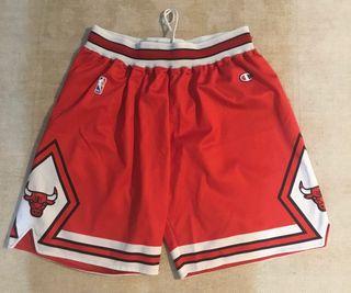 Pantalón corto baloncesto Bulls Champion