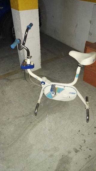 bicicleta estática, ejercicio