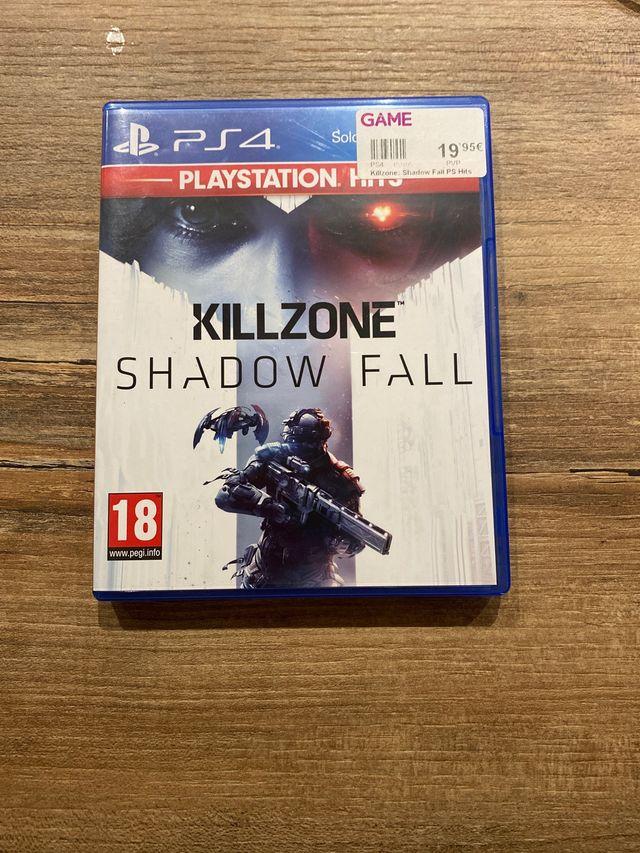 KILLZONE SHADOW FALL, Ps4