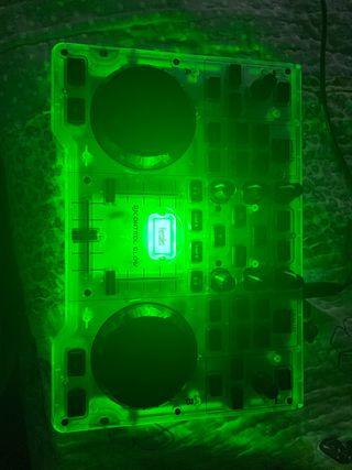 Mesa mezclas Djcontrol glow
