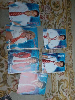 colección poster rbd