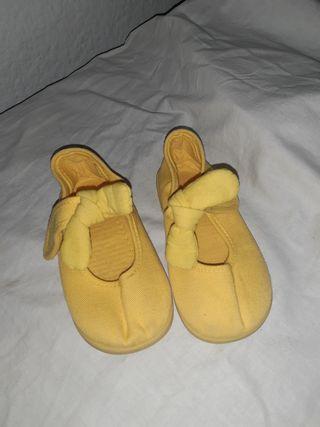 zapatillas t.22