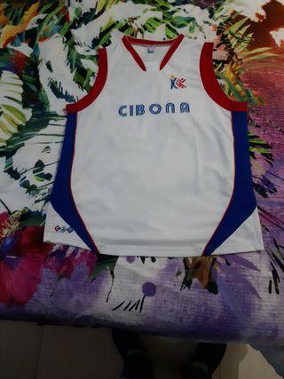 Camiseta de la Cibona
