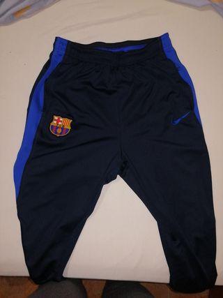 pantalón Nike FC Barcelona como nuevo