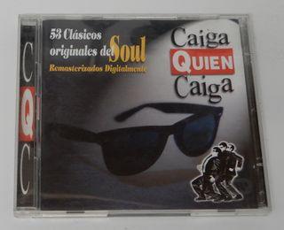 CD Caiga Quien Caiga_53 Clásicos del soul