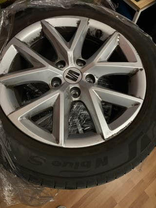Llantas y neumáticos OFERTA!!!!!!