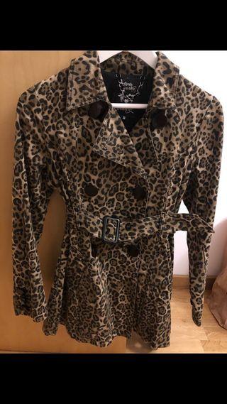 Parka/Abrigo Leopardo