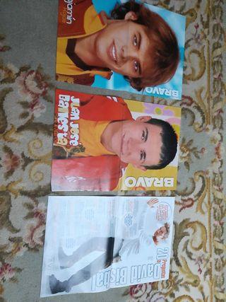 posters varios revista bravo