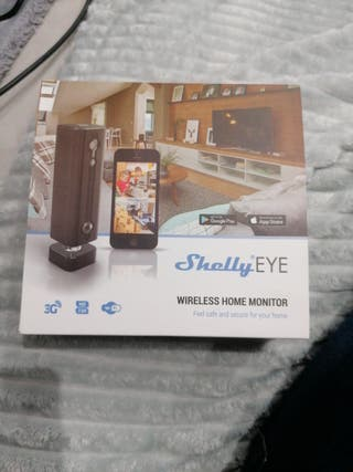 Camara de vigilancia shelly eye