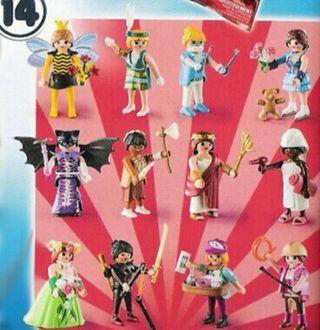 2x5 euros, princesas 4 euros playmobil