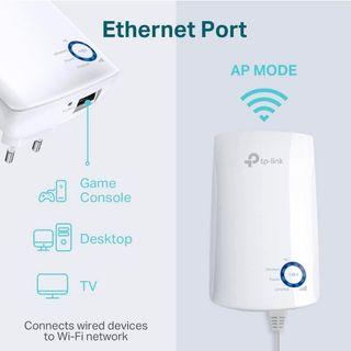 Repetidor WiFi TP-Link TL-WA850RE