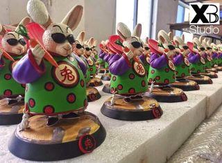 Resina Jefe Conejo