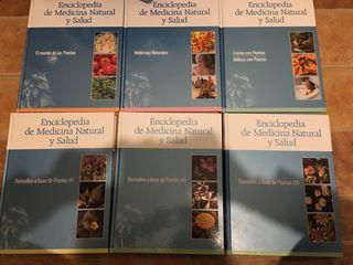 Enciclopedia de medicina natural y salud