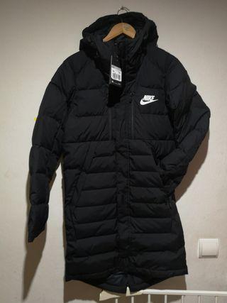 chaqueta Nike sportwear down fill negro