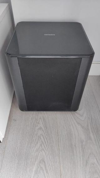 Home cinema y reproductor Blue-ray SamsungHTJ5500