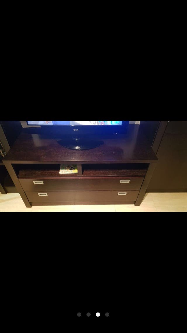 Muebles salón TV tipo Ikea