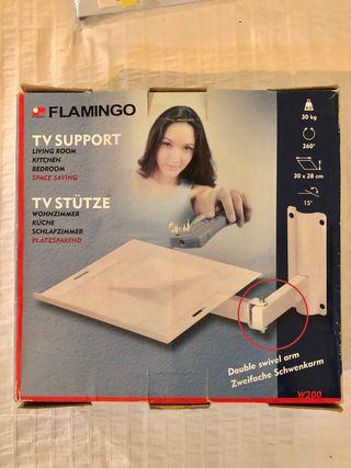 Soporte television antiguo