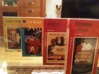 Cintas Originales VHS- Protectora Animalejos