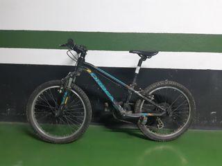 """Bicicleta niño orbea 20"""""""