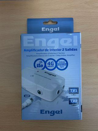 Amplificador de antena Engel