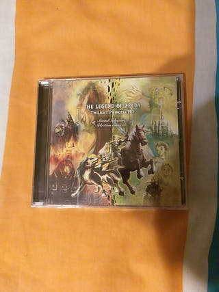 Banda Sonora Twilight Princess
