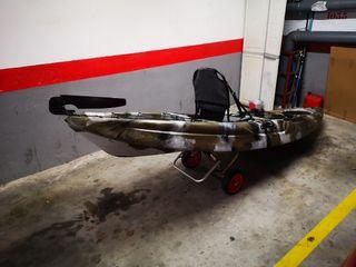 vendo kayak de pesca