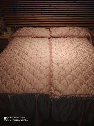 Colcha para cama de 80