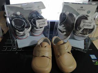 Zapatillas y zapatos número 19