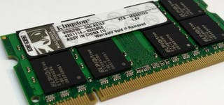 Memoria RAM Kingston SO-DIMM 2GB KTA-MB667/2G