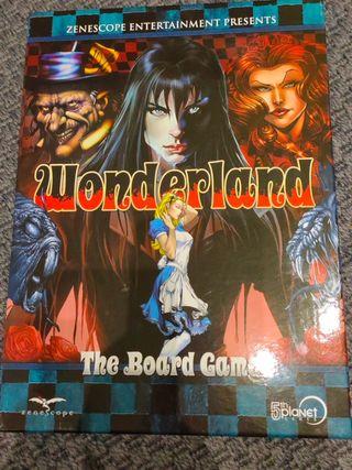 juego wonderland
