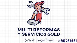 Multi Reformas y Servicios Gold