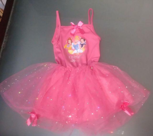 Vestido-tutú 3 años