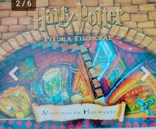 juego de mesa Harry Potter