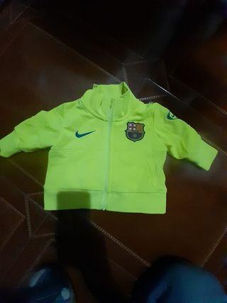 chaqueta del Fc Barcelona nike