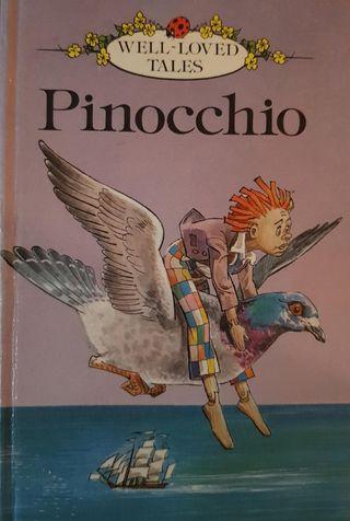 LECTURA INGLES PINOCCHIO