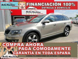 Skoda Scout 2.0 TDI 150 CV 4X4 *** FINANCIACION ***