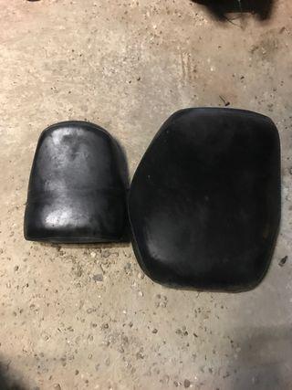 Pareja de asiento de daelim Daystar 125