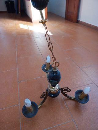 Lámpara de techo salón