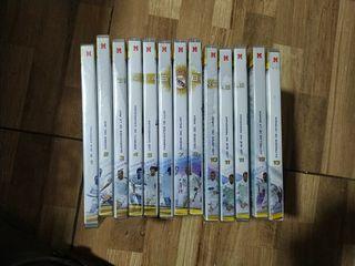GLORIAS BLANCAS COLECCION COMPLETA DVD. MARCA