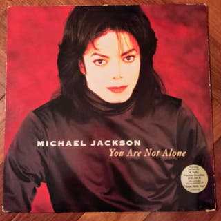 Michael Jackson - You Are Not Alone (Vinilo)