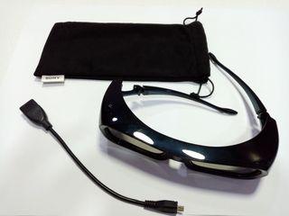 gafas 3D activas SONY TDGBR250B