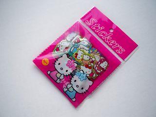 Pegatinas Hello Kitty, 100 unidades