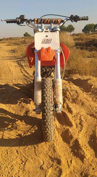 moto 125cc Orión