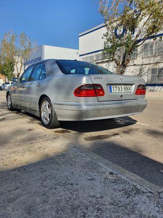 Mercedes-Benz E320CDI 2002
