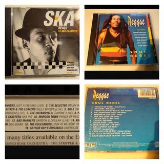 pack recopilatorio ska + reggae
