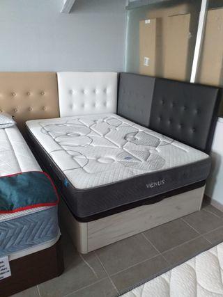 cama canapé abatible/ colchón( consultar precios)