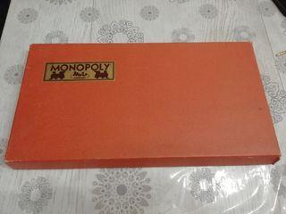 juego MONOPOLY Vintage francés, años 40